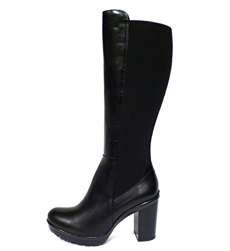 Negro Bond Women's Heeled Callaghan 99811 Boots Capri WnaxETf