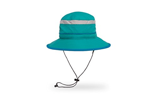 Sunday Afternoons Kids Fun Bucket Hat, Everglade, Large by Sunday Afternoons