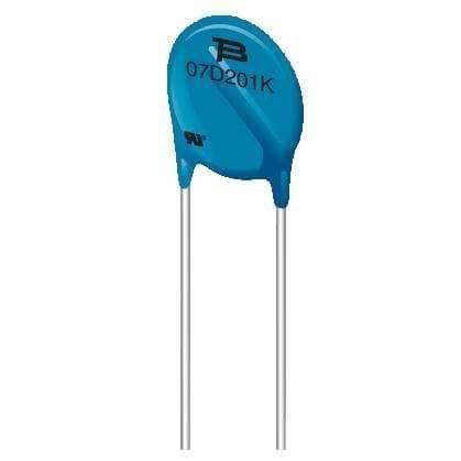 5 pieces Varistors 280pF 360volts 10/%