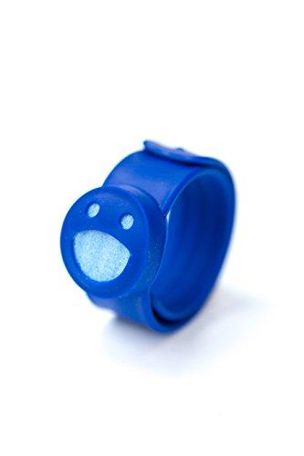 (Essential Oil Kids Diffuser Bracelet (Ocean))