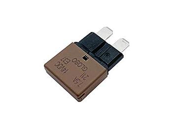 T1 Reset Low Profile ATC//ATO Circuit Breakers 14 VDC 1 Pack GLOSO E37 Auto 5A