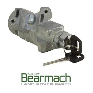 M12 TD4 Ignition Switch Barrel Lock & Keys (1990-2010):