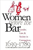 img - for Women Before the Bar Publisher: The University of North Carolina Press book / textbook / text book