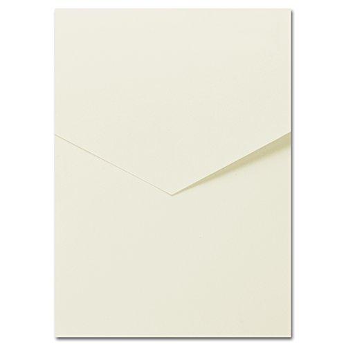 Ecru Folder (Fine Impressions 5.25