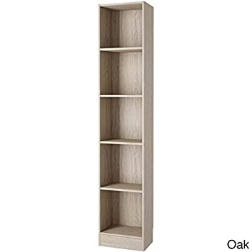 Skinny Tall Bookshelf Is An Ideal Vertical A Smart Minimal Available For Your