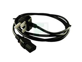 QUALTEK ELECTRONICS 370001-E01 AC Power Cords 3C UK Plug-Receptacle 2.5 m - 2 item(s) ()