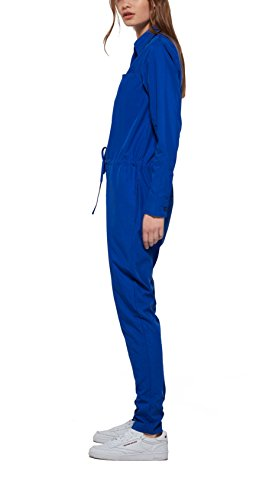 blue Blue Para Azul Mono One Piece Silver Largo Mujer 8U0P6zq