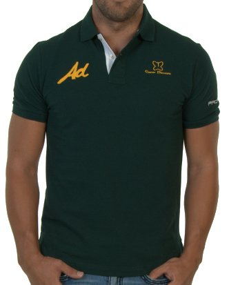 Amazon.com : Advantage Padel Mens Polo Size Large ...