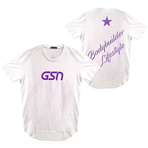 Camiseta Gsn (Branca) - Gsn