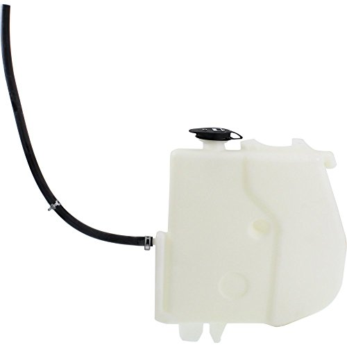 (Evan-Fischer EVA1187203256 New Direct Fit Coolant Reservoir Expansion Tank for Century 99-05 W/Cap And Hose Plastic)
