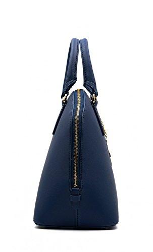 Bleu Blu Jeans Sacs Ischia portés main Dome Trussardi xYRUnA4R