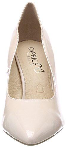 Caprice Patent Caprice 612 Escarpins 22402 Powder Rose 22402 Femme ZqZr4a