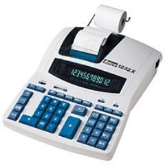 GBC Ibico 1232X Professional Printing Office Calculator 12 Digits by GBC