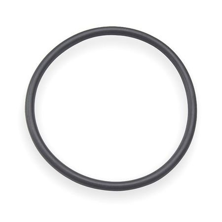 O Ring, 2-1/4 In. ID, PVC, Black, (Pack of 10)
