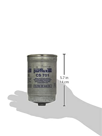 1 Kraftstofffilter PURFLUX CS701 FIAT FORD IVECO PEUGEOT RENAULT ROVER VOLVO VAG