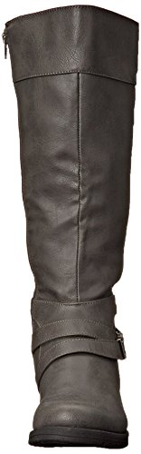 Lifestride Womens Maxim Ws Riding Boot Dark Grey
