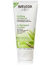Weleda Clarifying Cleansing Face Gel, 3.4 Fl Ounce