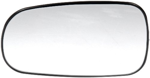 Dorman 56708 Saab 9-3 Driver Side, Non-Heated, Plastic Backed Door Mirror Glass by Dorman (Image #2)