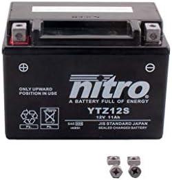 Batterie 12V 11AH YTZ12S Gel Nitro XT 1200 Z Super Tenere DP01 10-13