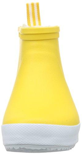 TretornWings Winter Low - botas de goma con forro y caña corta Unisex adulto Amarillo - Gelb (Yellow 070)