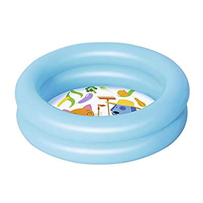 LLDWORK Paddling Play Ocean Ball Pools, Baby Inflatable Swimming Pool Kids Toy: Home & Kitchen