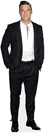 Robbie Williams a grandezza naturale
