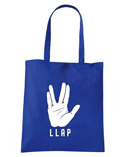 Bleu royal Litri Shirt à Sac Bleu 11 femme pour main Speed wP0RSqS