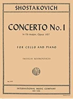 Amazon piatti alfredo 12 caprices op 25 for cello edited 1 op 107 by dmitri shostakovich edited by rostropovich fandeluxe Choice Image