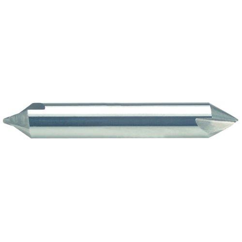 Pk//2 Promax 1//8 x 60/° Carbide Double End Chamfer /& Spot Drill