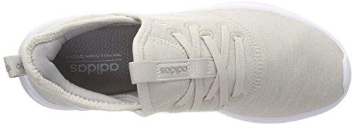 Adidas Kvinder Cloudfoam Rene Fitness Sko, Lilla Elfenben (krystal Hvid S16 / S16 Talkum)