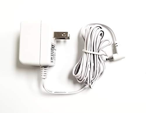 Shira TM Ac Power Adapter Charger BARREL PLUG STYLE ONLY and for Motorola Video Baby Monitors  MBP33 MBP36 Mbp34 Mbp35 Mbp41 Mbp43 FOR THE PARENT UNIT ONLY . DO - Motorola Adaptor