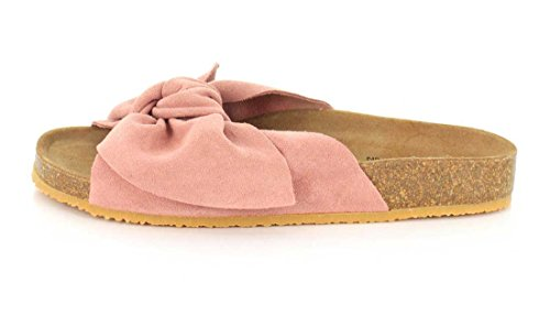 e8caac1cfdcd Jeffrey Campbell Womens Sunmist Knotted Slide Sandal - Buy Online in ...