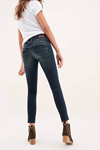 denim capri Mystery verdastro Salsa Blu in Jeans xapIqqwF