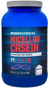 BodyTech Micellar Casein Protein Powder