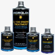 Microlon CL100 High Performance Engine Treatment Kit for 8-cylinder Engines (5.7 Liter & Up) by Microlon