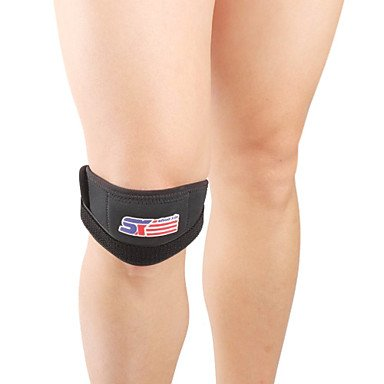 GANTA Patella Belted Adjustable Sports Knee - Free Size
