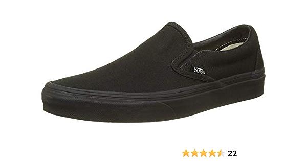 Amazon.com   Vans Classic Slip On White Womens Trainers   Shoes