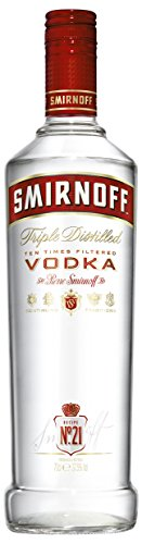 Smirnoff Red Label Vodka (1 x 0.7 l)