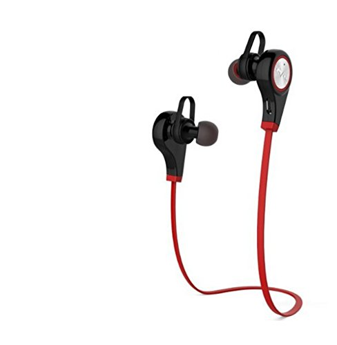 new q9 bluetooth headphones bluetooth earbuds v4 1 wireless sports headphones sweatproof. Black Bedroom Furniture Sets. Home Design Ideas