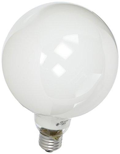 - GE Lighting 36191 40-Watt 395-Lumen G40 Globe Bulb, Soft White