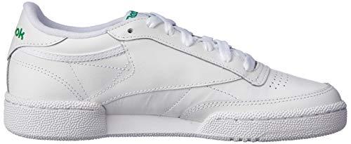 Reebok Herren Club C 85 Sneakers, Elfenbein (Int-white/green), 42 EU 6