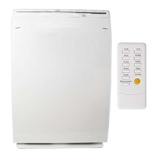 Cool Living 4-Stage HEPA 690 Square