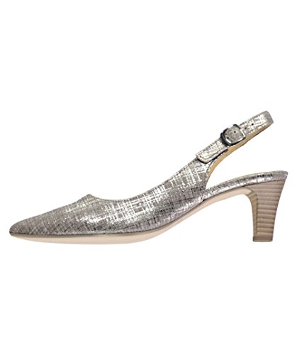 Shoes Fashion Gabor Escarpins Grau Femme AUx7xn