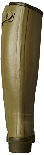 Hunting Chameau Boot Chasseur Lady Vierzon Green Le Women's Rubber qfxX4X7w