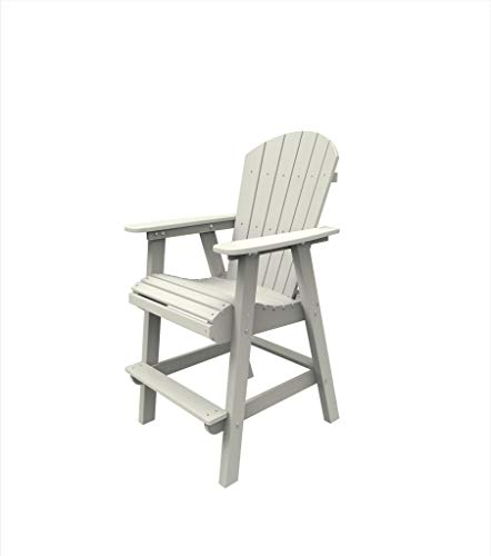 - Malibu Outdoor Living Recycled Plastic Hyannis Bar Chair Lead Time to Ship - 4 to 5 Weeks