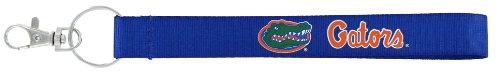 aminco NCAA Florida Gators Wristlet Key Ring ()