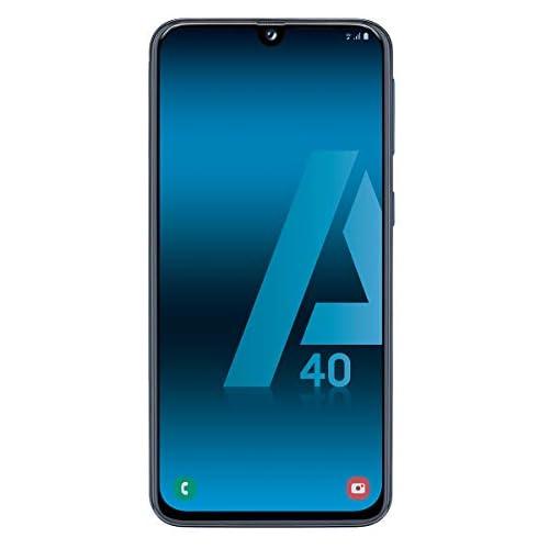 chollos oferta descuentos barato Samsung Galaxy A40 Smartphone de 5 9 FHD sAmoled Infinity U Display 4 GB RAM 64 GB ROM 16 MP Exynos 7904 Carga rápida Azul versión española