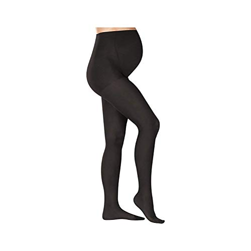 Terramed Maternity Pantyhose Compression Stockings Women 20-30 mmHg - Graduated Compression Stockings Women Pregnancy Medical Grade | Sheer Maternity Compression Pantyhose Over The Belly