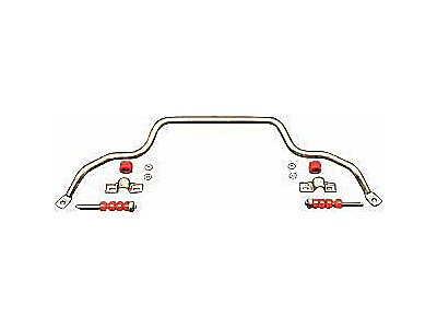 ADDCO 649 Rear Performance Anti-Sway Bar Addco Anti Sway Bars