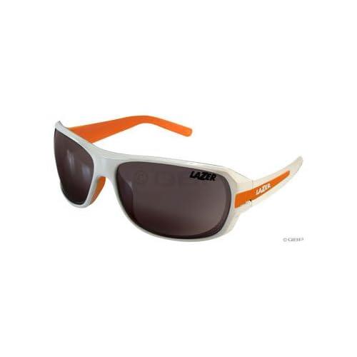 LAZER Q1Gloss Lunettes, blanc/orange, fa003720016